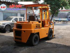 Xe Nâng Dầu 3500kg TCM FD35 13