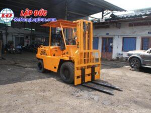 Xe Nâng Dầu 3500kg TCM FD35 15