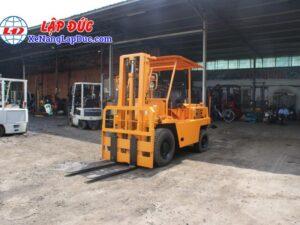 Xe Nâng Dầu 3500kg TCM FD35 16