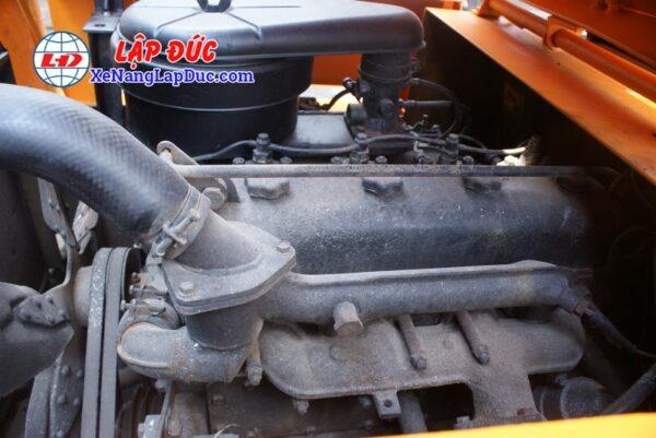 Xe Nâng Dầu 3500kg TCM FD35 10