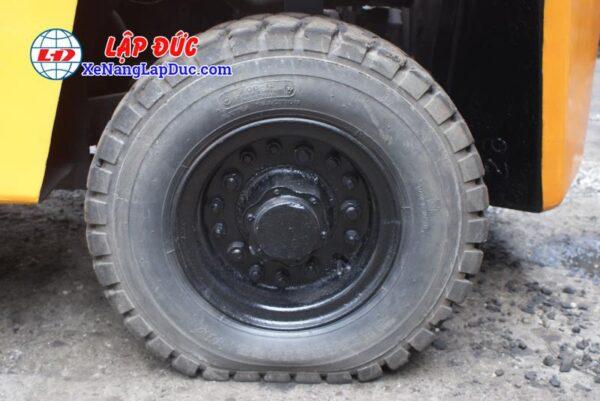 Xe Nâng Dầu 3500kg TCM FD35 11