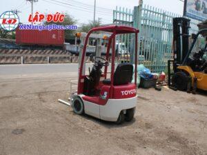 Xe Nâng Điện 500kg TOYOTA 3FBK5 17