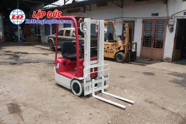 Xe Nâng Điện 500kg TOYOTA 3FBK5 1