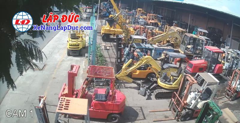 Dịch vụ bán xe nâng cũ tại Biên Hòa - Đồng Nai 11