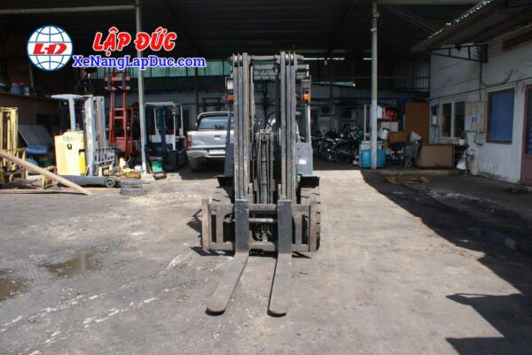 Xe Nâng Dầu 3 Tấn SUMITOMO FD30PVHA 9