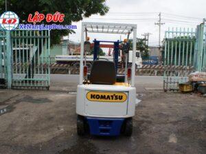 Xe Nâng Điện Ngồi Lái 1500kg KOMATSU FB15EX-7 13