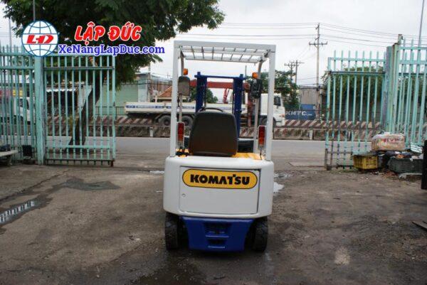 Xe Nâng Điện Ngồi Lái 1500kg KOMATSU FB15EX-7 5