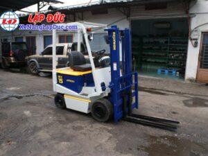 Xe Nâng Điện Ngồi Lái 1500kg KOMATSU FB15EX-7 11