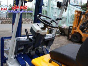 Xe Nâng Điện Ngồi Lái 1500kg KOMATSU FB15EX-7 15