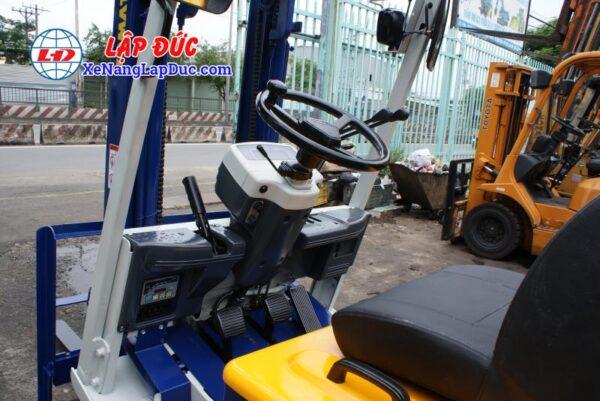 Xe Nâng Điện Ngồi Lái 1500kg KOMATSU FB15EX-7 7
