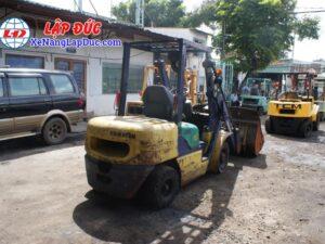 Xe Xúc Nâng Máy Dầu KOMATSU SD15-5 11