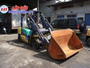 Xe Xúc Nâng Máy Dầu KOMATSU SD15-5 12