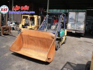 Xe Xúc Nâng Máy Dầu KOMATSU SD15-5 13