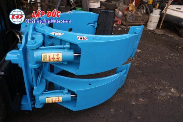 Xe Nâng Máy Xăng 3 Tấn TCM FHG30N8 10