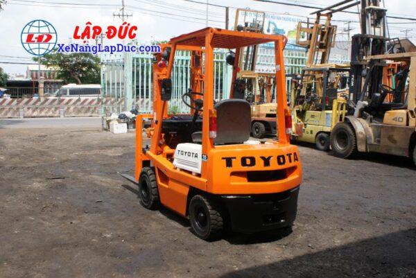 Xe Nâng Máy Xăng 1500kg TOYOTA 4FG15 2