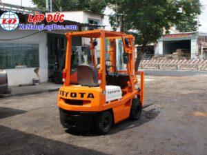 Xe Nâng Máy Xăng 1500kg TOYOTA 4FG15 13