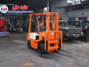 Xe Nâng Máy Xăng 1500kg TOYOTA 4FG15 11
