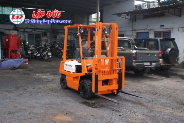 Xe Nâng Máy Xăng 1500kg TOYOTA 4FG15 3