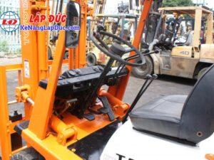 Xe Nâng Máy Xăng 1500kg TOYOTA 4FG15 14