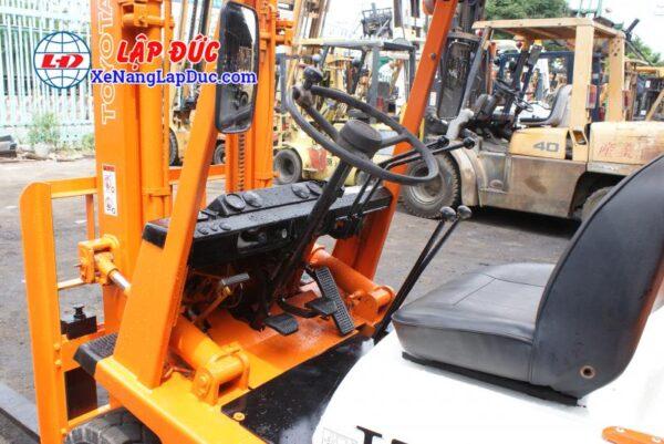Xe Nâng Máy Xăng 1500kg TOYOTA 4FG15 6